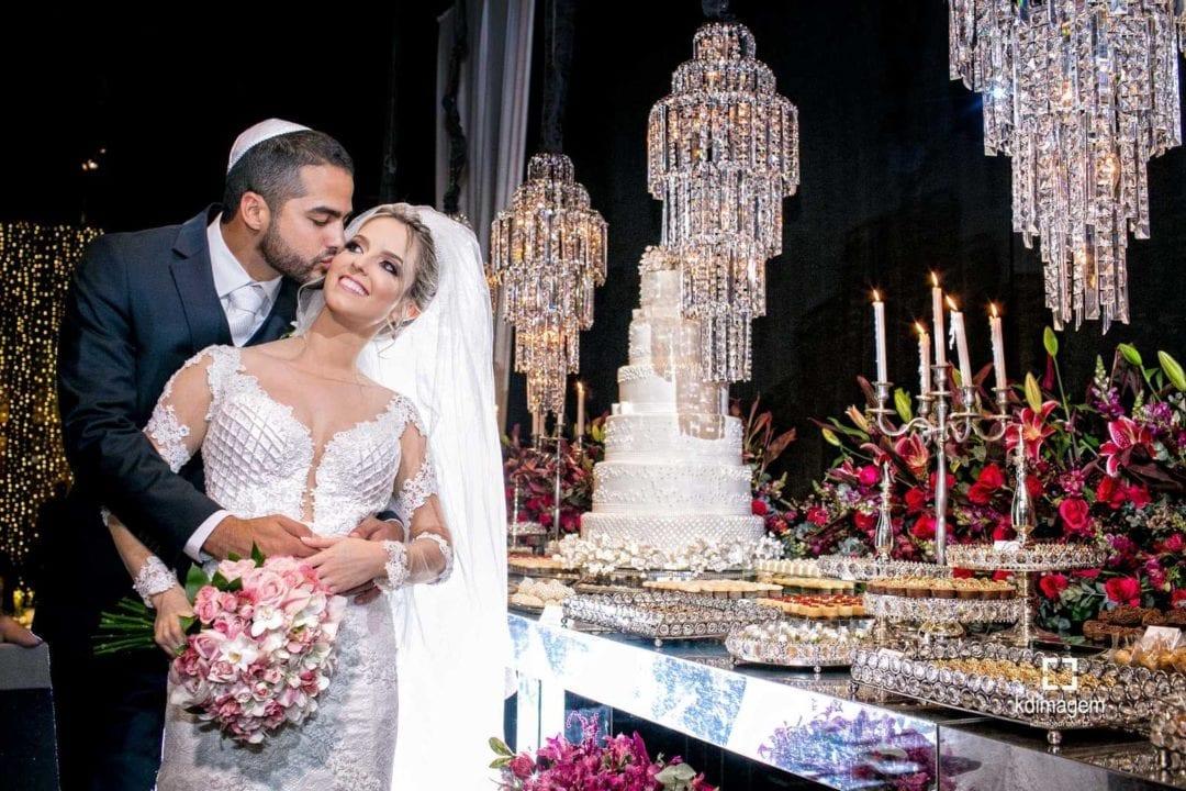 Casamento moderno: Aline e Victor
