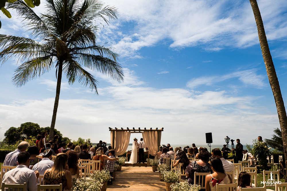 Casamento no campo: Karol e Rodrigo