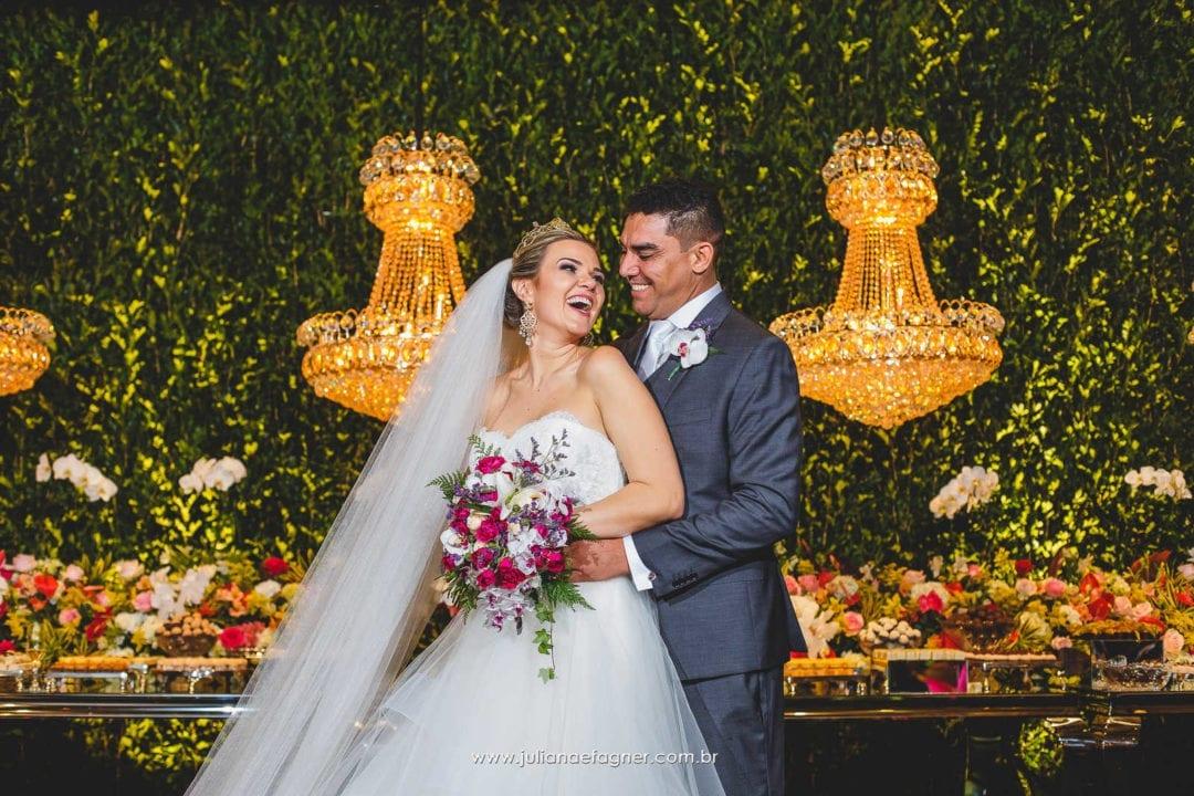 Casamento moderno: Josiane e Vagner