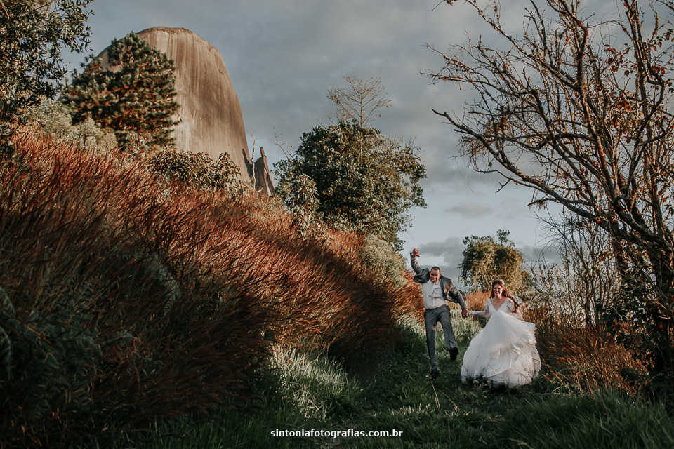 Pós Wedding por Sintonia Fotografias