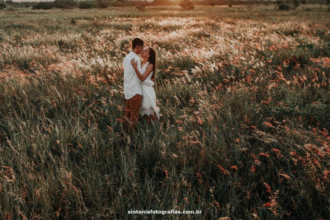 Ensaio Pré Wedding: Micheli e Filipe