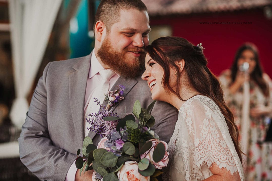 Elopement Wedding: Samira e Marcos