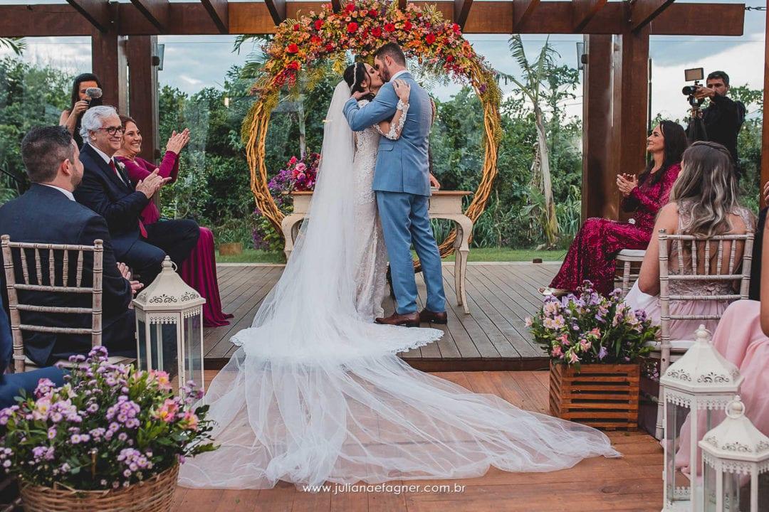 Casamento Rústico: Ana Carolina e Filipe