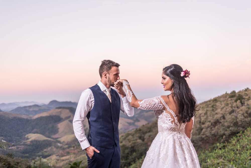 Casamento Rústico Chique: Maryane e João Gabriel