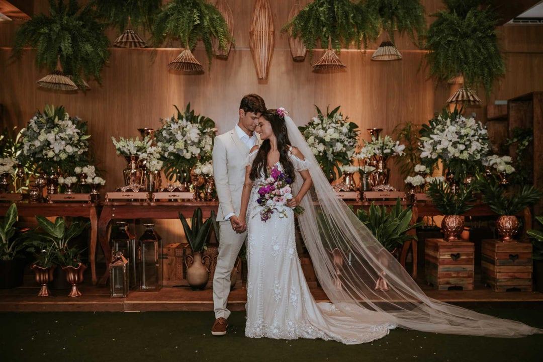 Casamento Rústico Anna e Lucas
