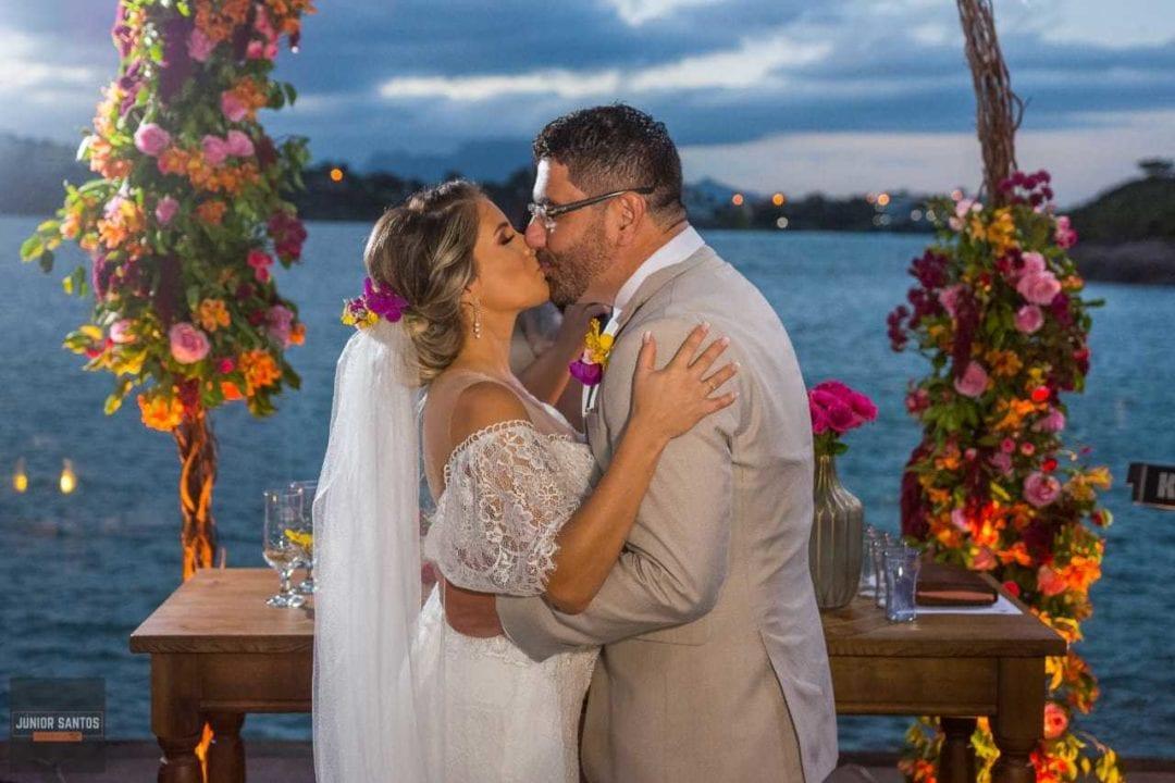 Casamento Vintage: Gislaine e Leandro