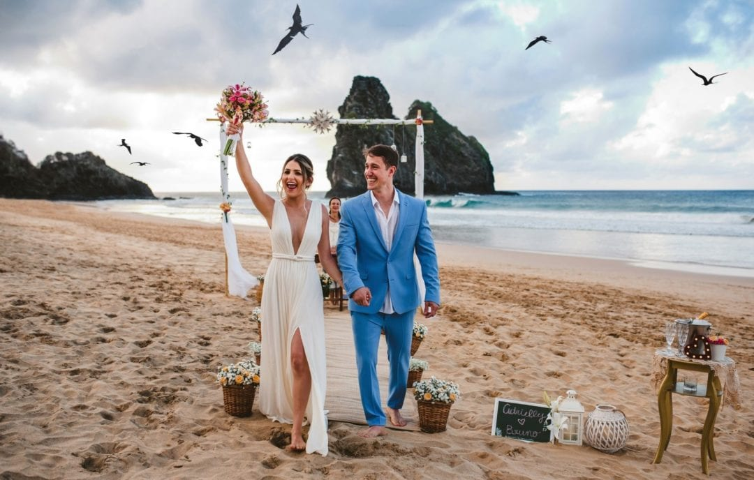 21 Inspirações para Elopement Wedding