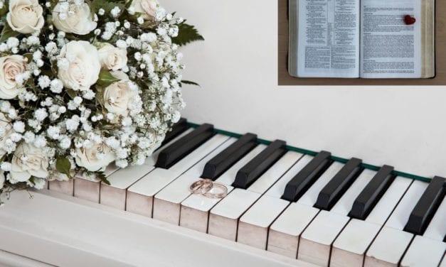 40 músicas gospel lindas para cerimônia de casamento
